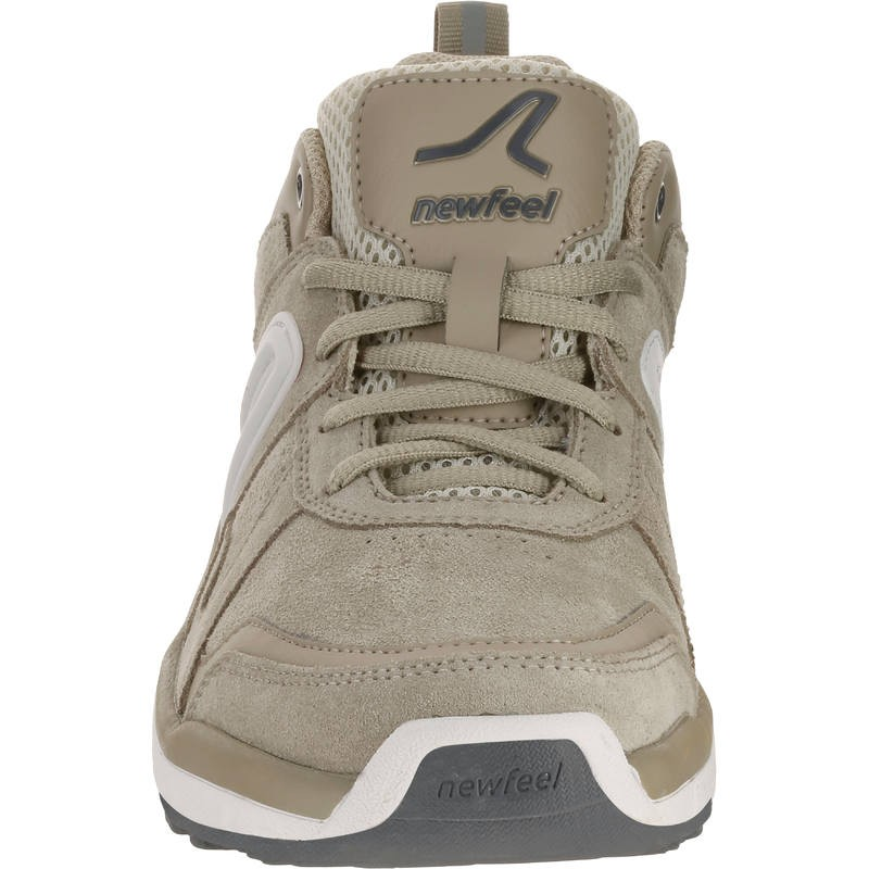 96f23543370d4 CHAUSSURES MARCHE SPORTIVE FEMME HW 540 CUIR BEIGE - ShipShop.ma ...